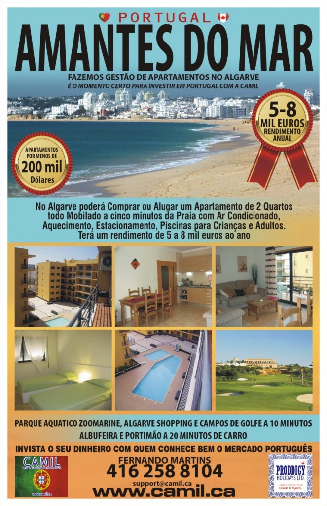 Apartments for sale & rent in Portugal