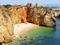 Views in Algarve, Portugal